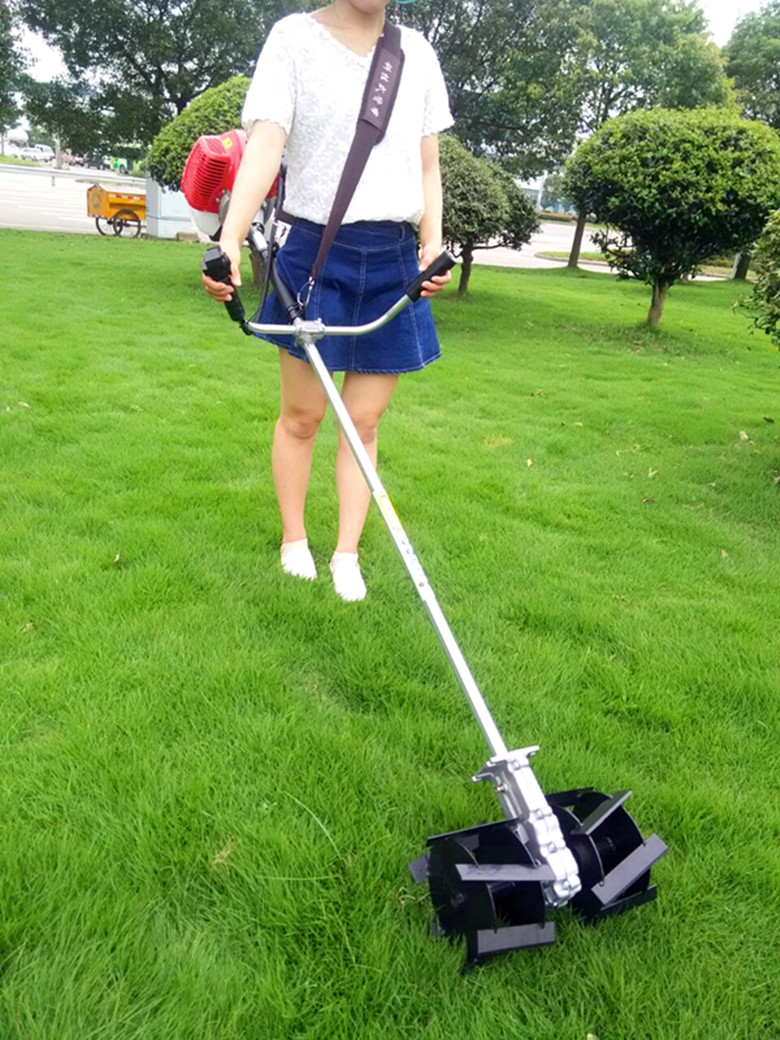 Секачка за трева 52 куб. Косачка за - Градински инструменти - Снимка 2