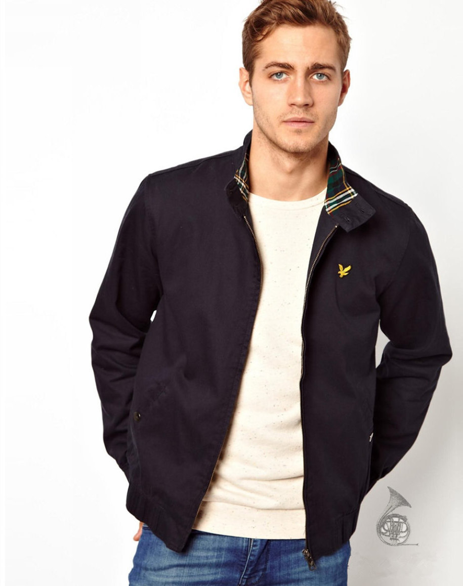 Aliexpress.com : Buy UK Brand Men's Harrington Jacket Casual Sport ...