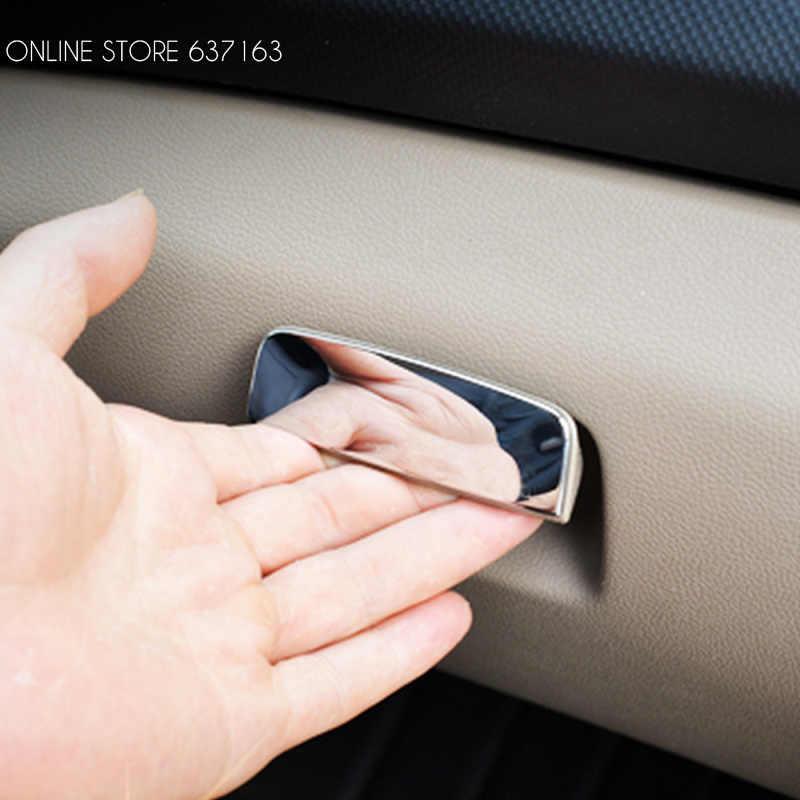 Mobil Interior Glovebox Menangani Dekorasi Untuk Hyundai Solaris Accent 2012 2013 2014 2015 Mobil Styling