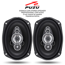 2pcs 6x9 Inch Car Speaker 360W 3 Way Car Coaxial Auto Audio Music Stereo Full Range Frequency Hifi Speakers Non-destructive new 1 pair 6x9 inch 2 way coaxial car speakers auto automotive car audio stereo sound speaker hot sale 2x180w