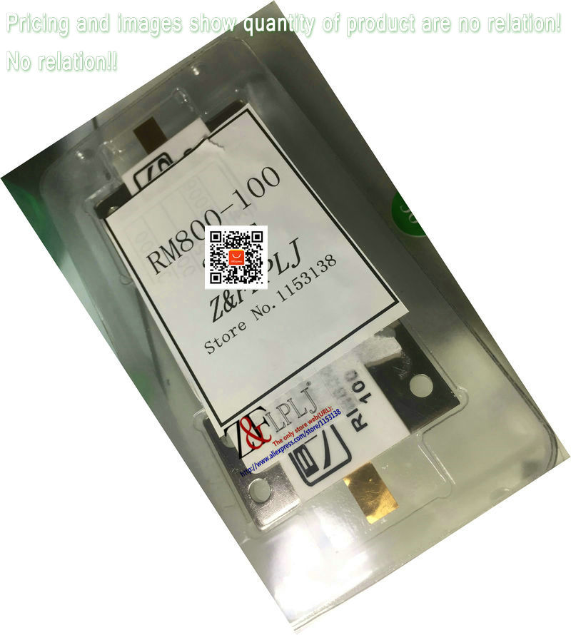 Image 3 - Microstrip resistor  800 watts 100 Ohms  DC 0.5 GHZ  / 800W 100R RM800 100 800Watts dummy load resistor New Original 1PCS/LOT-in Integrated Circuits from Electronic Components & Supplies