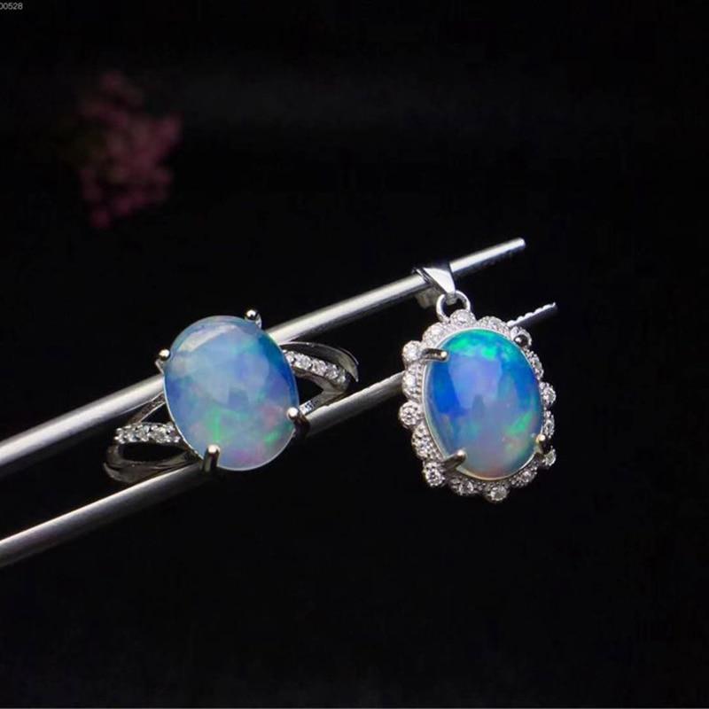 Opal Jewelry set (1)