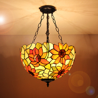 Vintage Lamp Fashion Hand Made Glass Pendant Lights Dining Room Lustre E27 110v 220v For Decor