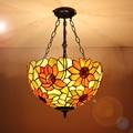 Vintage Lamp Fashion Hand made Glass Pendant lights dining room lustre e27 110v/ 220v for decor