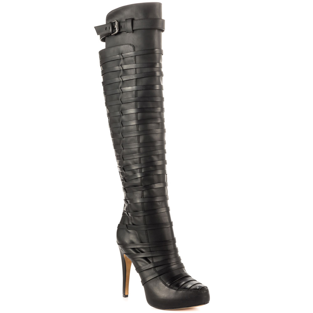 Popular Long Black Boots for Sale-Buy Cheap Long Black Boots for
