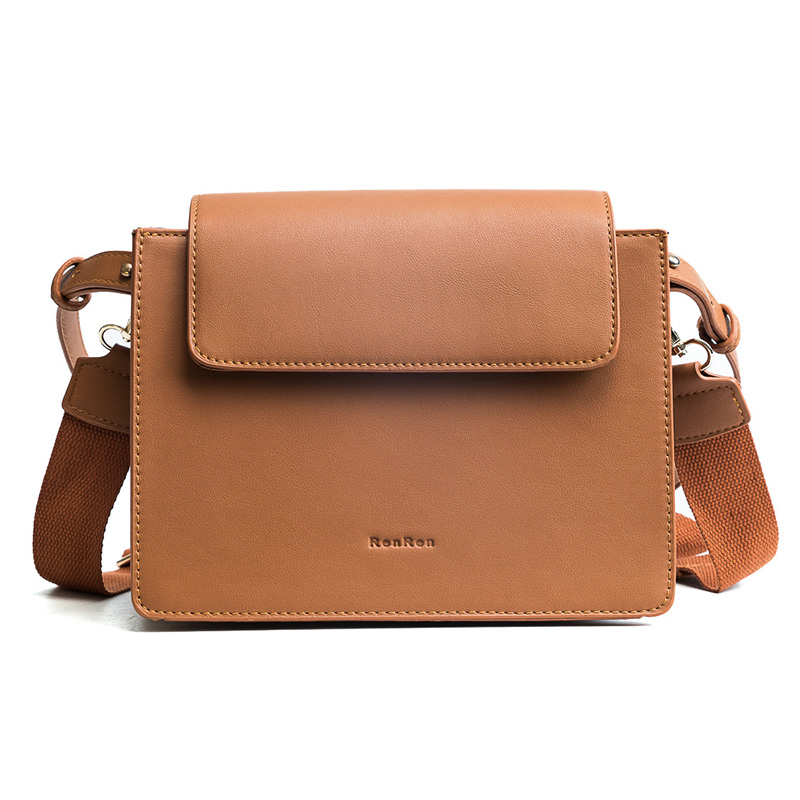Women Bag Female Leather Handbags Vintage Messenger Shoulder Bag Crossbody Solid High Quality Ladies Handbag Small New Flap Bags