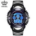 SMAEL Brand Kids Watches with Gift Box 30m Waterproof Digital Watch for Children Girls Boys Birthday Gifts Kids Clocks WS0616B