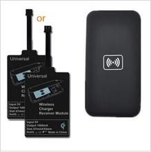 Universal Qi Wireless Charging Kit Charger Charging Adapter Receptor Receiver Pad Coil For Samsung LG For All Android Phone