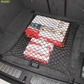 Mala do carro Corda de Nylon Net Para Mercedes Benz W221 W211 W220 W163 W164 W203 C E M GL GLK SLK CLS CLA ABL acessórios
