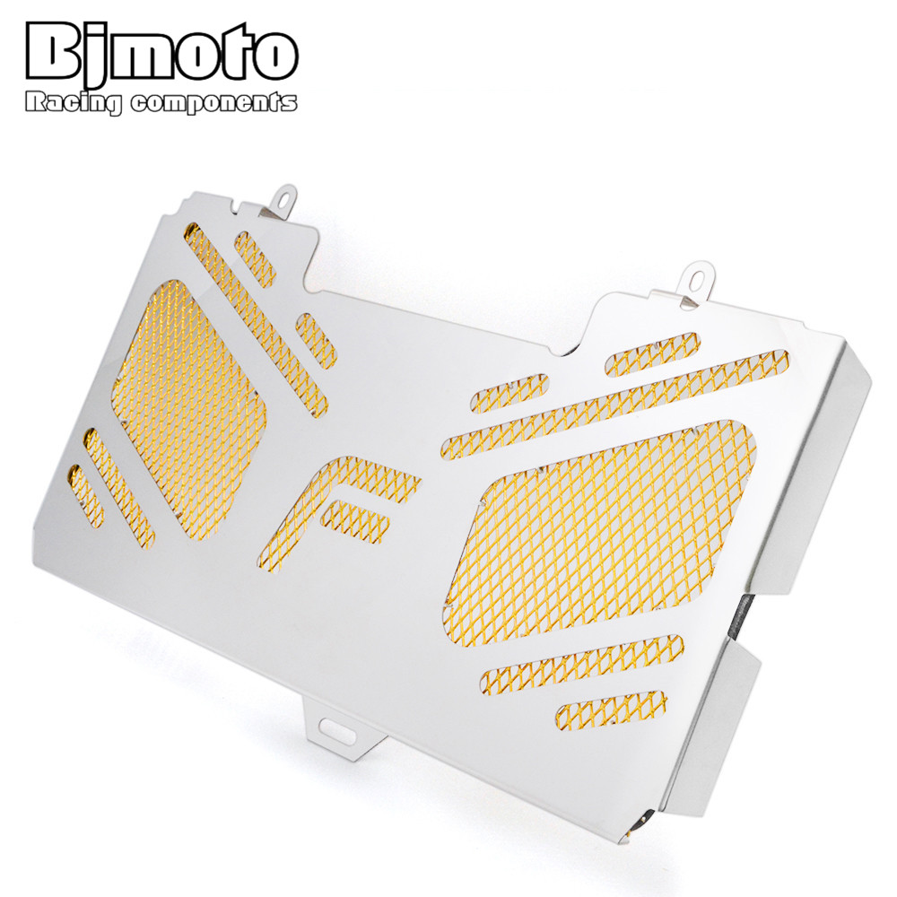 BJMOTO 3 Colors Stainless Steel Motorcycle Radiator Grille Guard Protection For BMW F650GS F700GS F800R F800S motorcycle radiator grill grille guard screen cover protector tank water black for bmw f800r 2009 2010 2011 2012 2013 2014