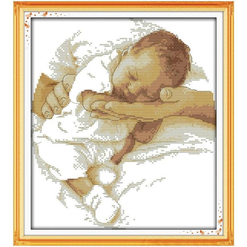 Шаблоны детской вышивки