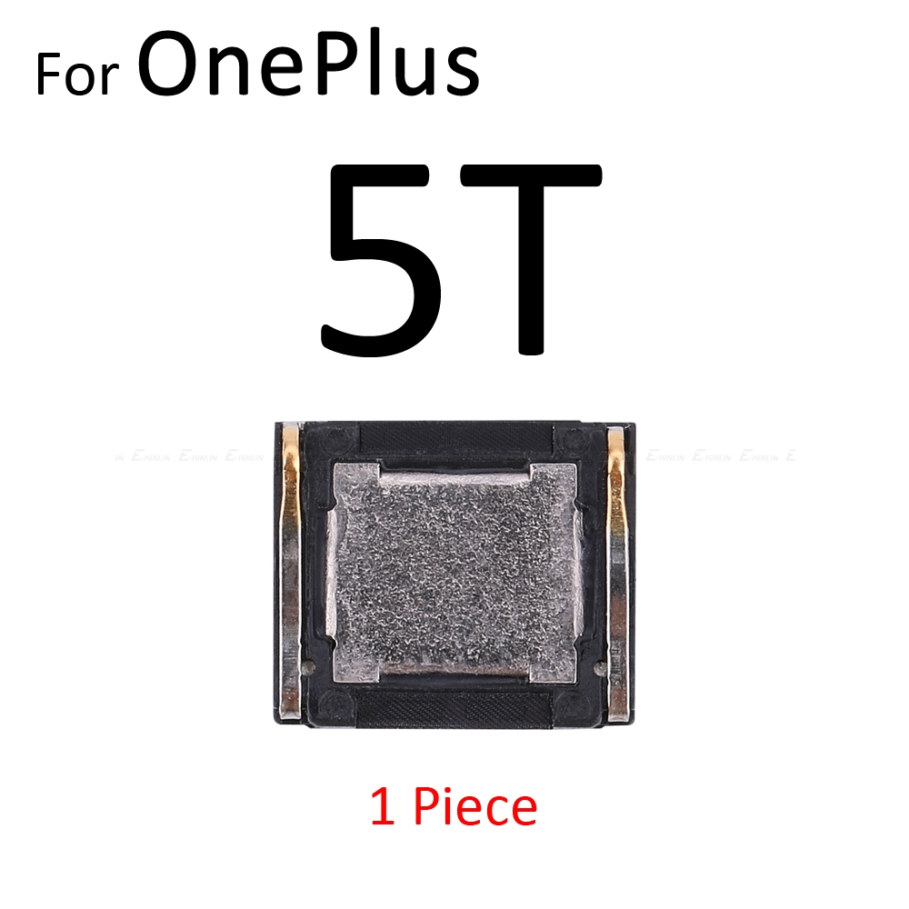 Image 3 - 100% New Top Earpiece Ear Speaker For Oneplus 1 2 3 3T X 5 5T 6 6T Replacement Parts Receiver Earphones-in Mobile Phone Flex Cables from Cellphones & Telecommunications