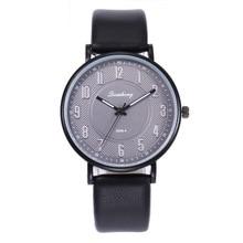купить New Fashion Watch Women Leather Casual Quartz Watch For Women's Dress Sport Wrist Watches Ladies Watch Clock relogio feminino онлайн