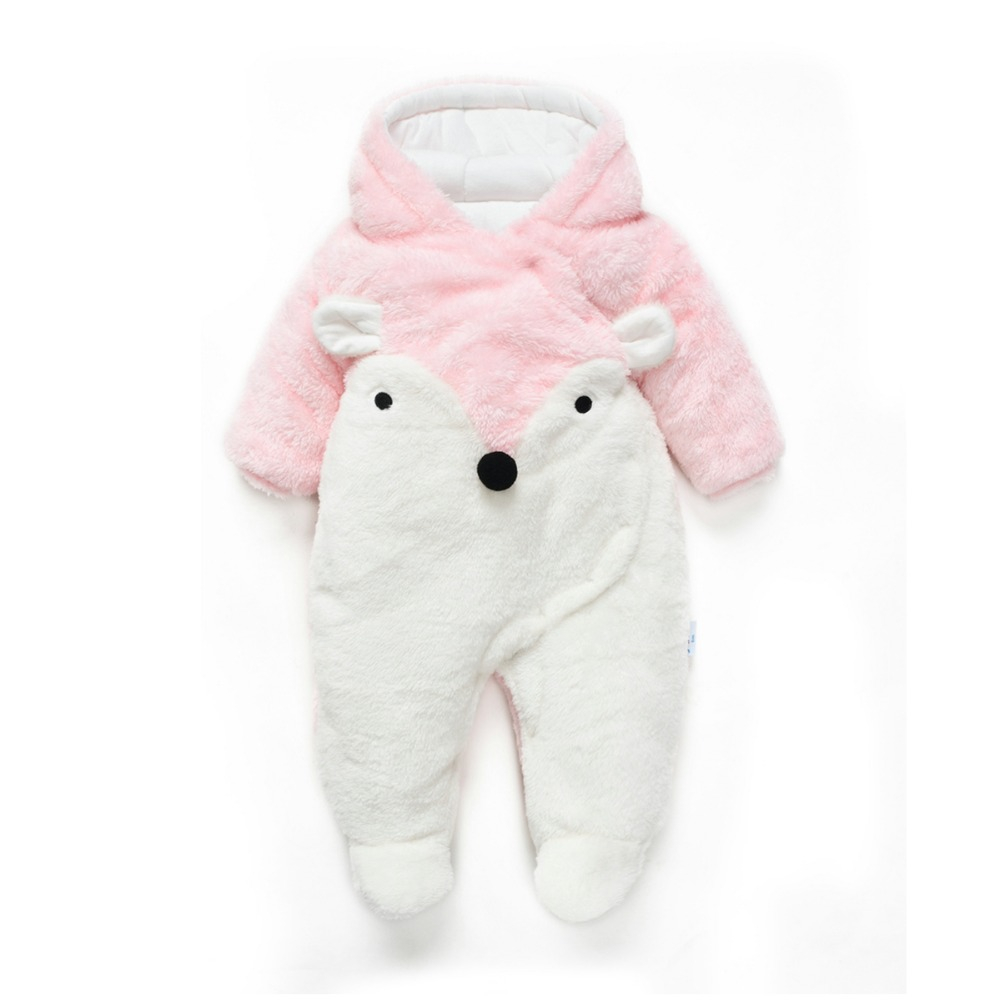 203cc1120341f US $39.99 |Newborn Baby Boy Clothes Winter Unisex outerwear Girls Thick  cotton Warn Jumpsuit Children Rompers Snowsuit Babies Costume -in Rompers  from ...
