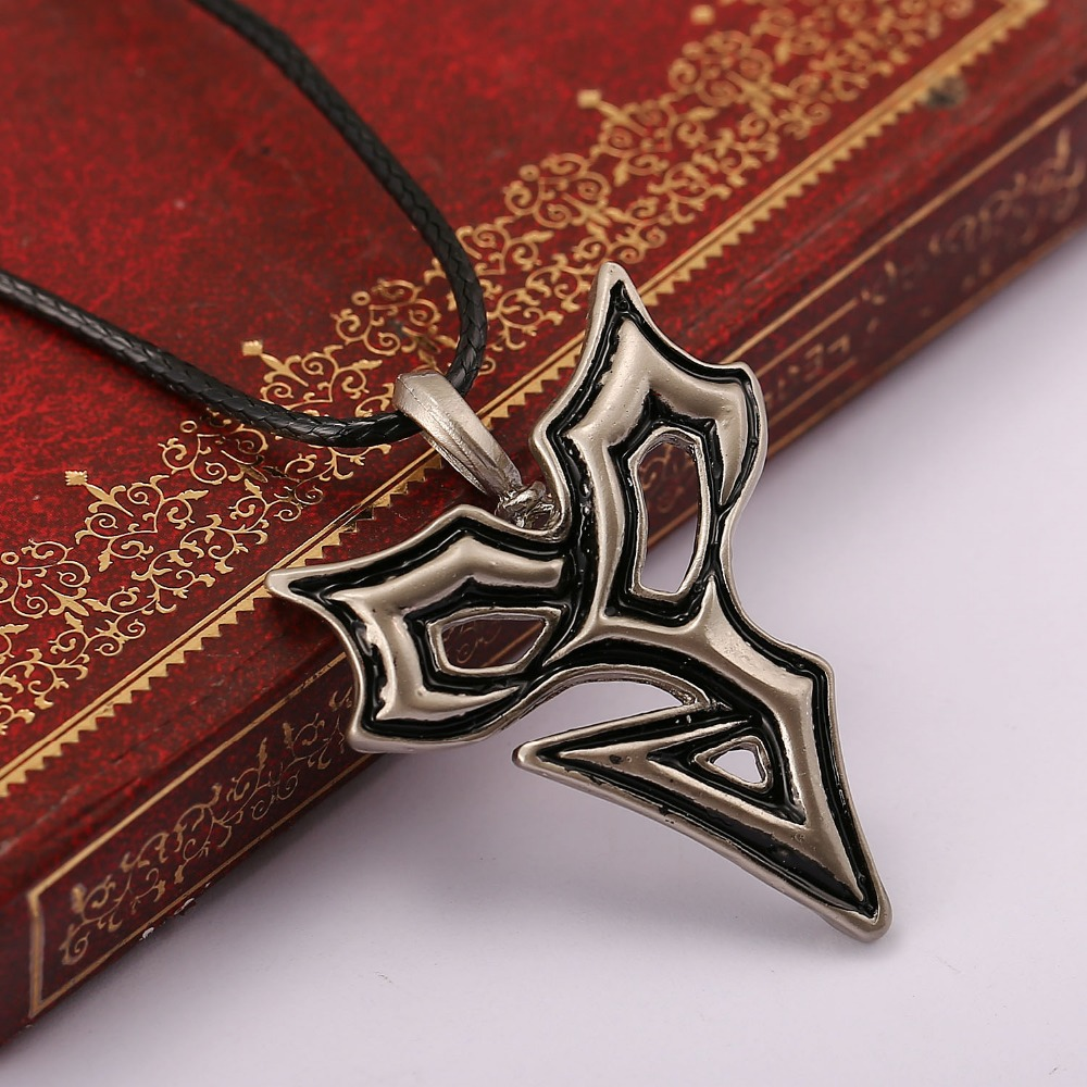 High quality final fantasy viii 8 squall leonhart griever collana high quality final fantasy viii 8 squall leonhart griever collana pendente hot sale rope necklace cosplay accessories mozeypictures Image collections