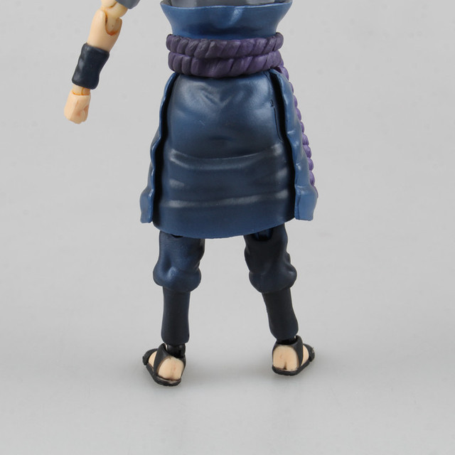 Uchiha Sasuke Painted Figure PVC Action Figure