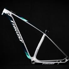 Упорный велосипед китайский карбоновый mtb рама 29er bicicletas горный велосипед 29 Запасные детали для велосипеда, углепластик рама 142*12 или 135*9 мм велосипедная Рама