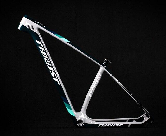 Упорный велосипед, китайская карбоновая рама для горного велосипеда 29er, горный велосипед, 29запасные детали для велосипеда, углепластик рама 142*12 или 135*9 мм, велосипедная Рама
