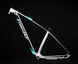 thrust bike Chinese carbon mtb frame 29er bicicletas mountain bike 29 bicycle parts carbon frame 142*12 or 135*9mm bicycle frame(China)
