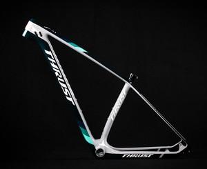 thrust bike Chinese carbon mtb frame 29er bicicletas mountain bike 29 bicycle parts carbon frame 142*12 or 135*9mm bicycle frame(China)
