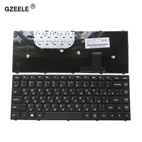 GZEELE Russian New Keyboard FOR Lenovo Ideapad Yoga 13 V 127920FS1 25202897 YOGA13 ISE ITH IFI RU laptop keyboard black WIN8 new