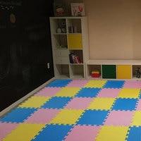 30Pcs Lot Baby Foam Puzzle Playing Mat Children S Developing Crawling Speelmat Interlocking Exercise Floor Carpet