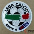 Calcio Serie A 2004-2008 нашивка LEGA нашивка Calcio бархатная футбольная нашивка с LEXTRA
