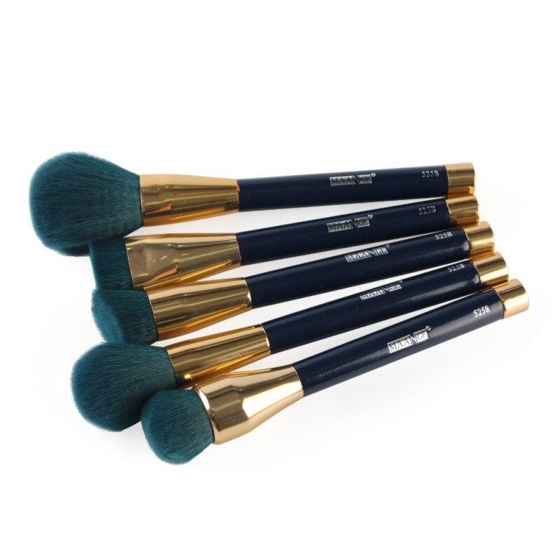 Foundation Make Up Brush Set 15Pcs Pro Makeup Brushes Cosmetic Powder Set
