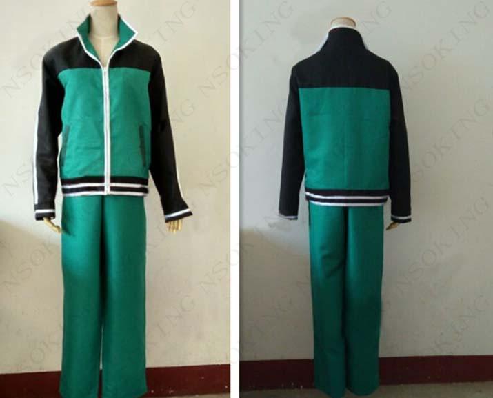 Anime Kono Subarashii Sekai ni Shukufuku wo Satou Kazuma Cosplay Costume Custom Made