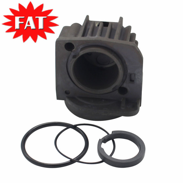 US $21 2 20% OFF|Air Suspension Compressor Pump Cylinder Head With Ring  Repair Kits For Audi Q7 Range Rover L322 BMW X5 E53 4L0698007A  4L0698007D-in