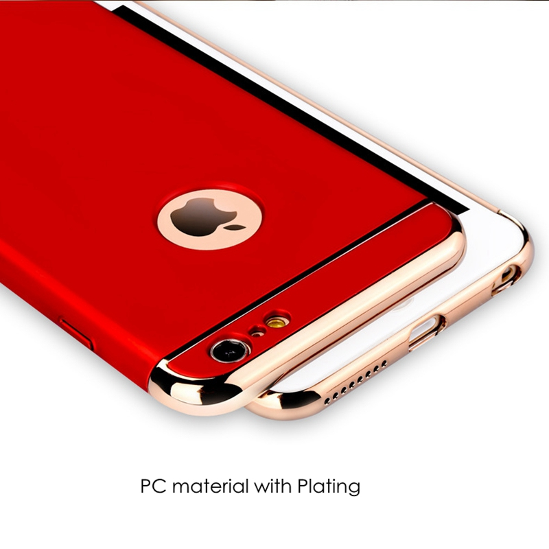 iphone 6 plus case. aliexpress.com : buy for iphone 6s 6 7 7s plus case armor ultra thin gold black cases 5s 5 se luxury cover accessories from