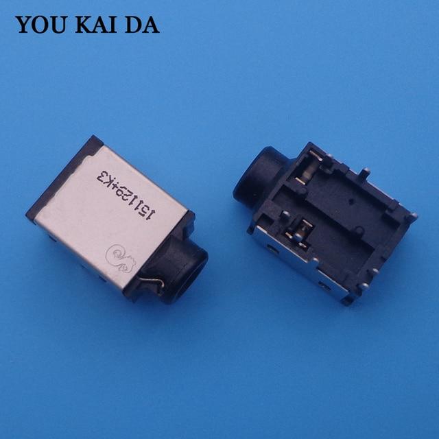 US $17 9 |10pcs/lot Headphone MIC Jack for Lenovo ThinkPad L440 L540 S1  yoga Dell Latitude E5440 E6440 XPS One 2720 Audio Combo Connector-in  Computer
