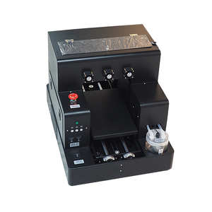 Automatyczna drukarka płaska w formacie A4, futerał na telefon piłka golfowa długopis butelka itp. drukarka UV