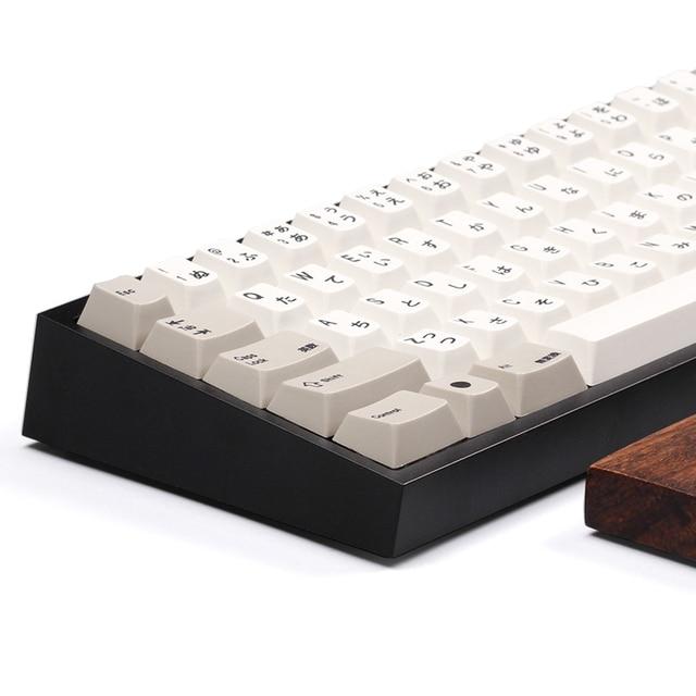 Funda de aluminio KBDfans Tofu 60% gh60 dz60