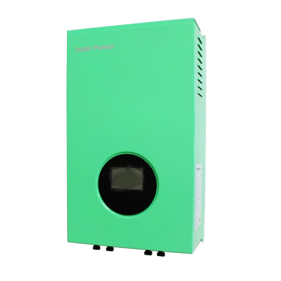 MAYLAR@ 3KW On-Off Grid Anti-overflow Hybrid Solar Inverter,Output Pure Sine Wave,Grid And Off-Grid System Automatically Switch maylar 10 5 30vdc 500w solar grid tie pure sine wave power inverter output 90 140vac 50hz 60hz for home solar system