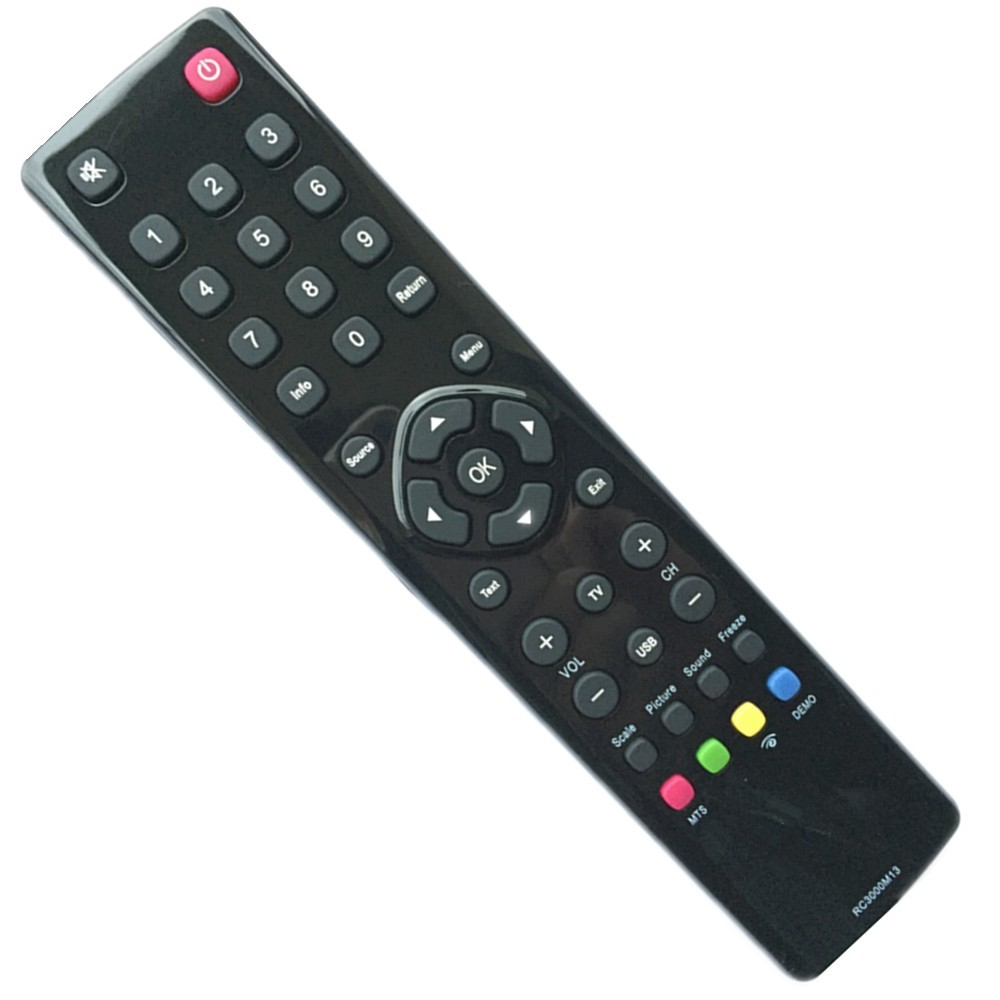 RC3000M13 Remote Control For TCL ONIDA LED TV RC3000M13=RC3000E02