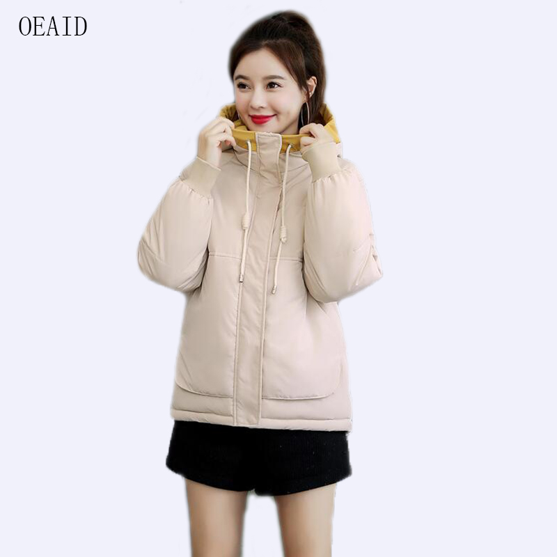 New parka female jackets 2019 winter coat women jacket coat outerwear casual fashion ladies coats(China)