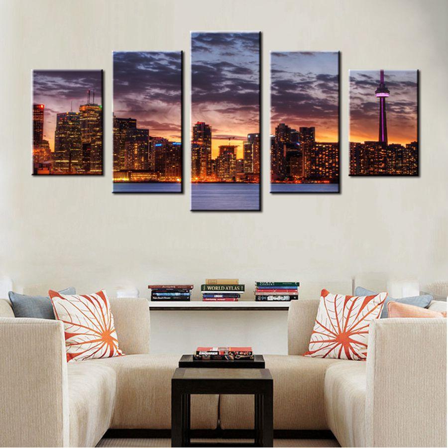 Chicago Wall Art popular chicago skyline art-buy cheap chicago skyline art lots