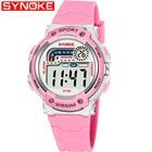 SYNOKE Clock Watches Shock Kids Watch Outdoor Kids Sports Boys Watches LED Display Waterproof Digital Watch for Kids Children