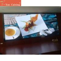 Indoor P2.5 rgb full color led matrix led screen smd google pixel led video wall fix installation hd digtal tv led display