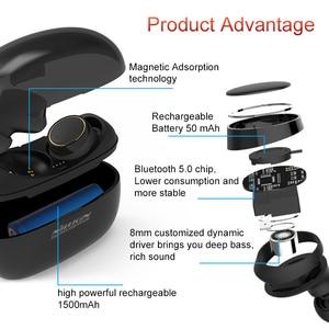 Image 2 - Nillkin Echte Draadloze Oordopjes Tws Oortelefoon Bluetooth 5.0 Met Opladen Case Mic Handsfree Oordopjes Gaming Draadloze Hoofdtelefoon
