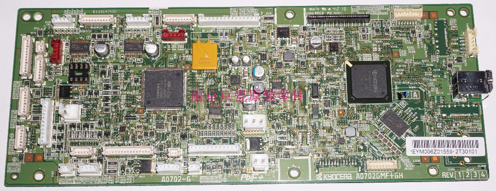 New Original Kyocera 302T394010 PWB MAIN ENGINE ASSY for:TA2010 2210 купить