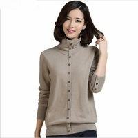 Cashmere Sweater Female 100 Pure Cashmere Sweater Sweater S Backing False Two Sets Of Special Package