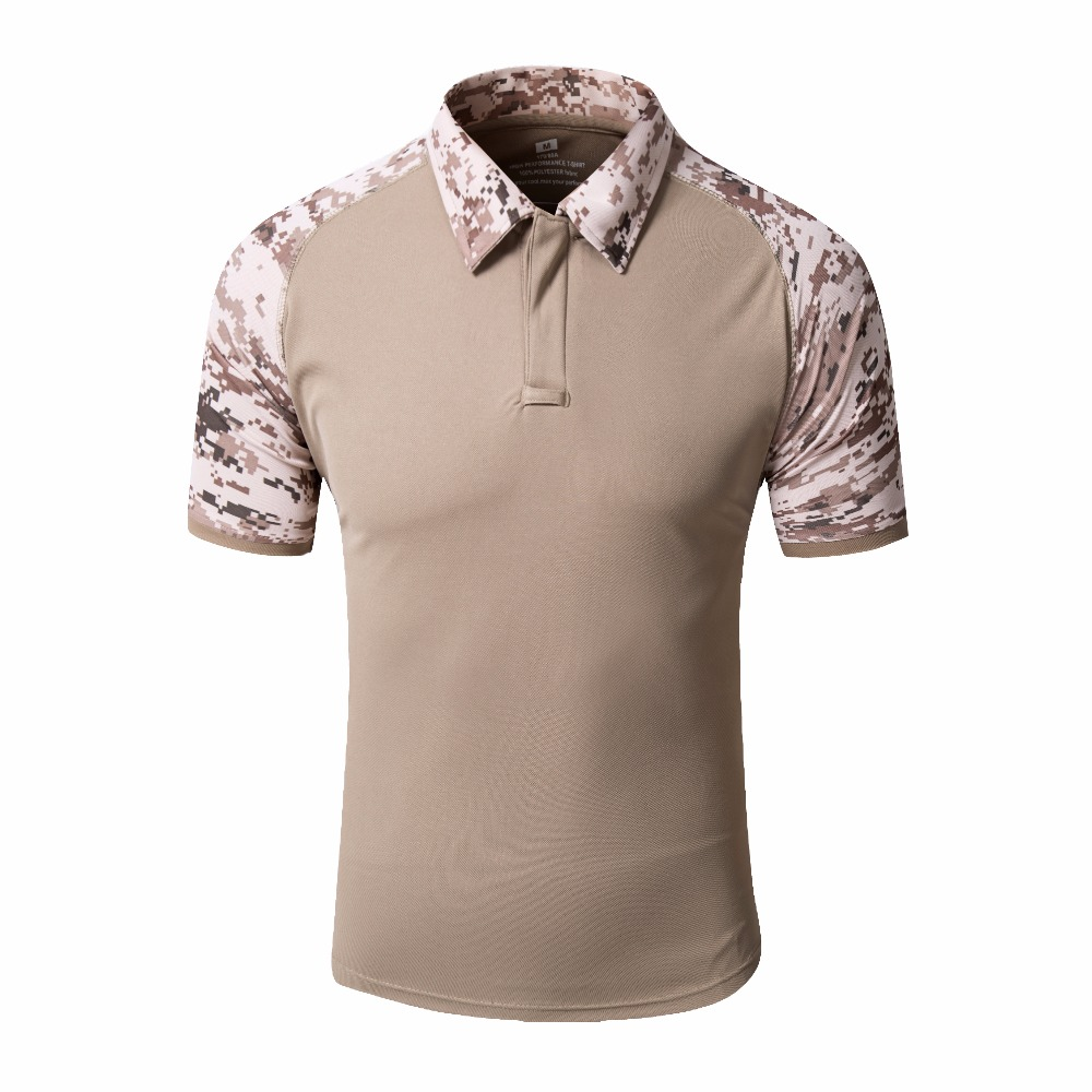 Men Clothes 2018 Summer Breathable   Polo   Shirt men Brand Tactical Army camisa   POLO   Shirt men Quick Dry Streetwear Male   polo   homme