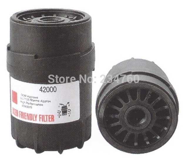 Easy To Replacement Ff42000 Diesel Engine For Fleetguard