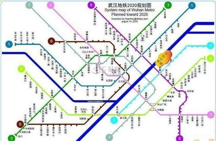 目前中国开通地铁的城市有哪些?开通地铁城市大全~