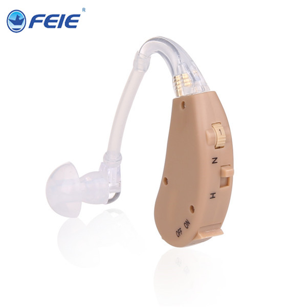 Hot Sale BTE Type Hearing Aides for Hearing loss S-268 FEIE Ear Amplification with Loudspeaker hot sale prdl18 7dn lengthen type