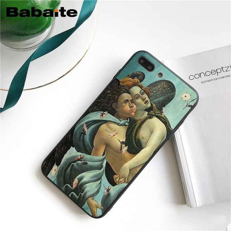 Babaite アート絵画誕生電話ケース iphone 11 プロ 11Pro 最大 8 7 6 6S プラス X XS 最大 5 5S 、 SE XR Fundas