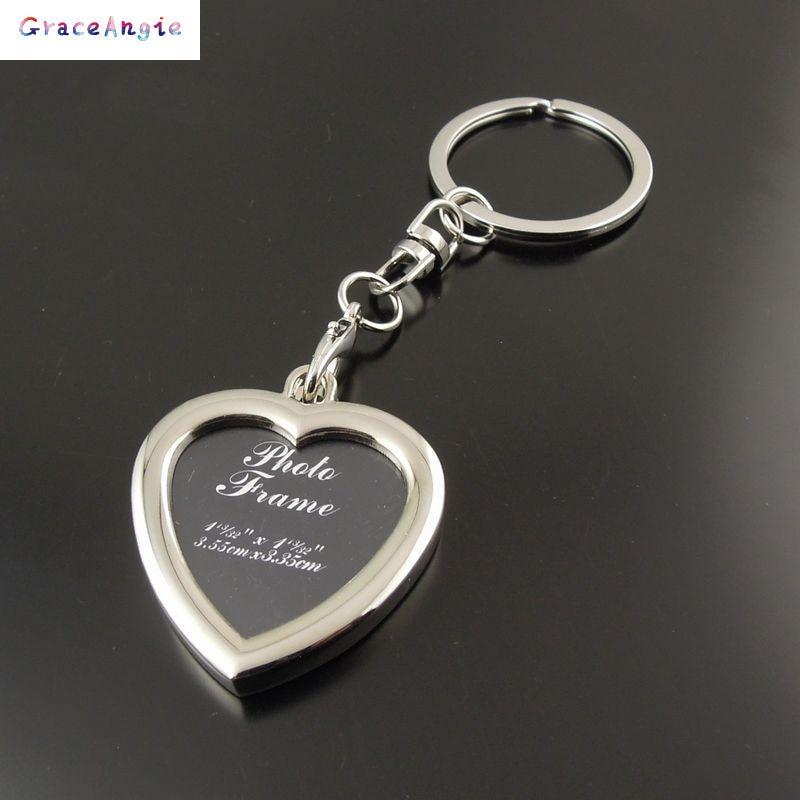 100 Stück Schlüsselringe Herz Herzform Schlüsselring Schlüsselanhänger