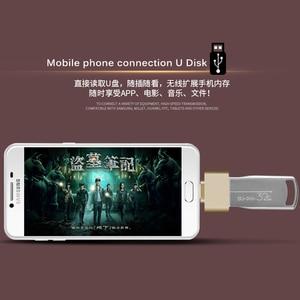 Image 5 - USB 3.0 סוג C OTG מתאם מיקרו USB OTG ממיר עבור Redmi Xiaomi Huawei סמסונג עכבר מקלדת USB פלאש דיסק מתאם OTG
